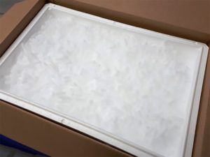 Dry Ice Pellets in a 20kg capacity box