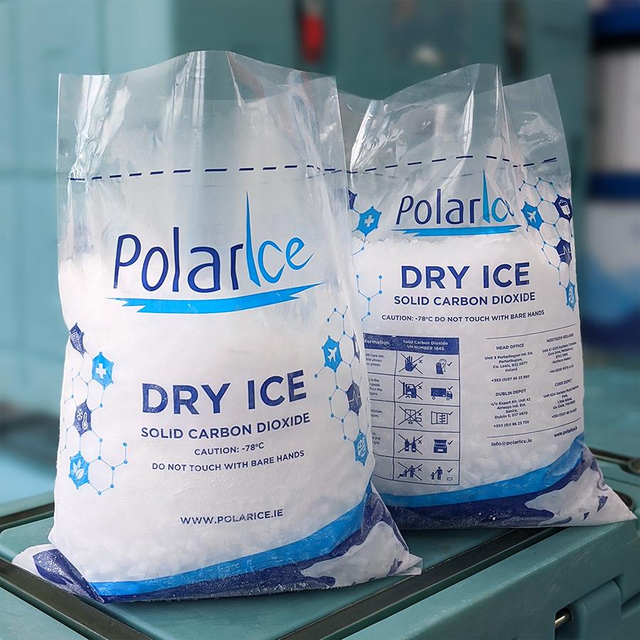 Food Grade Dry Ice Pellets